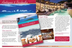 A5 brochure - Prestige Caribbean