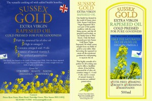 New product - Sussex Gold